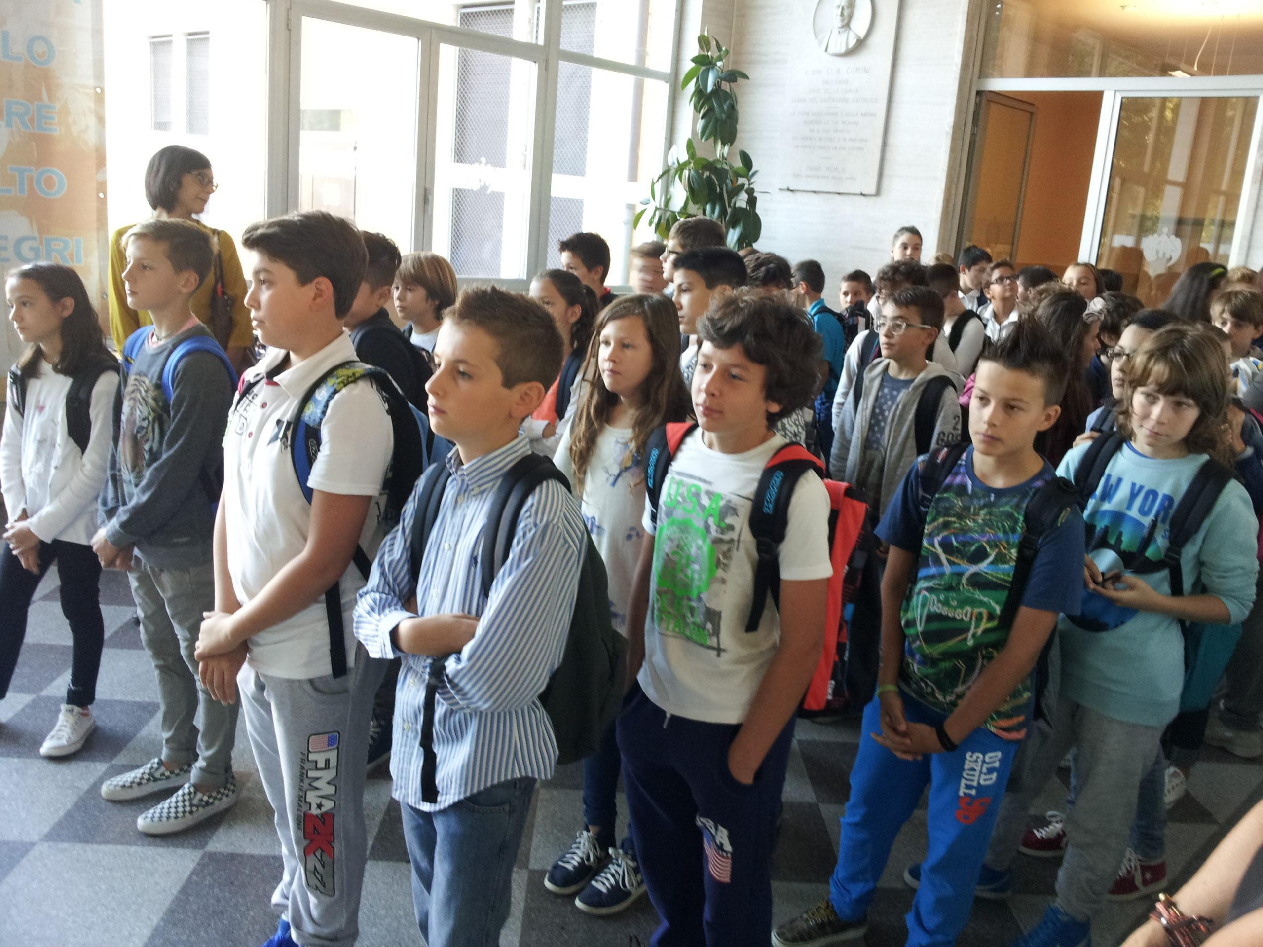 scuola secondaria di primo grado - San Bernardino - Chiari - Scuola Paritaria