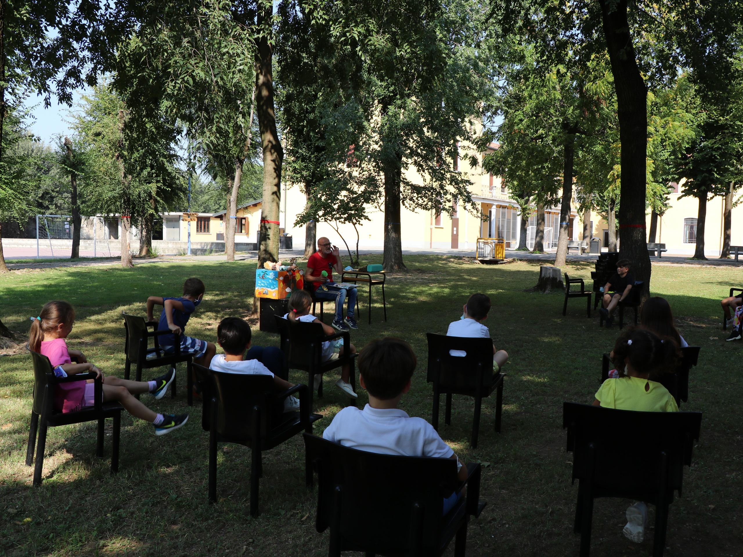 scuola primaria - San Bernardino - Chiari - Scuola Paritaria