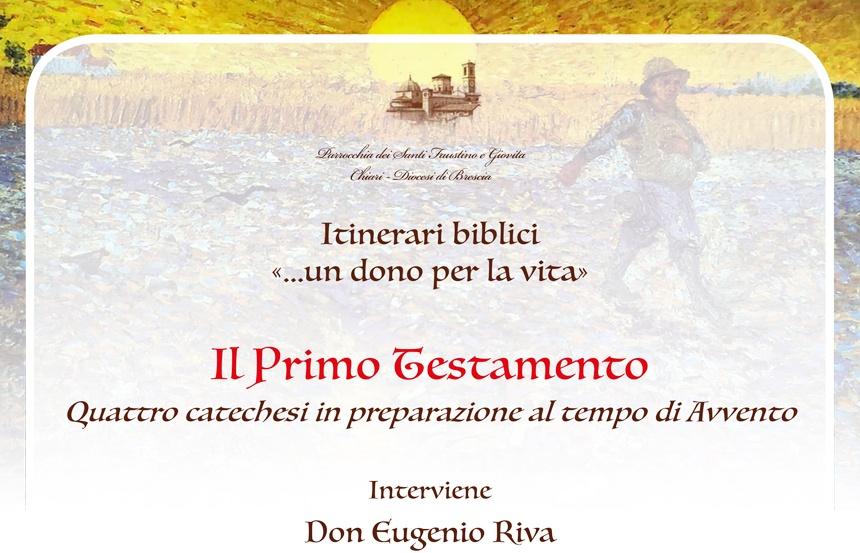 Quattro catechesi in preparazione al tempo di Avvento